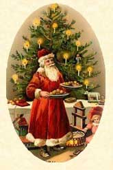 vintage-santa