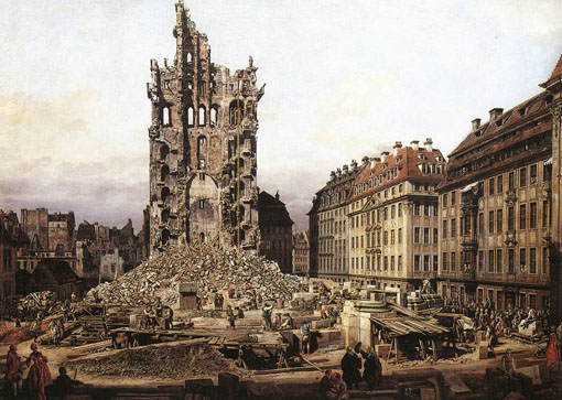 bellotto_bernardo_the_ruins_of_the_old_kreuzkirche_in_dresden